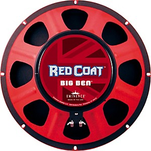 Eminence-Red-Coat-15--Big-Ben-225W-Guitar-Speaker-15-Inches