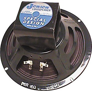 Jensen-P8R-25W-8--Replacement-Speaker-4-ohm