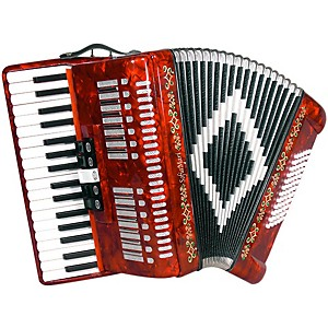 SofiaMari-SM-3472-34-Piano-72-Bass-Button-Accordion-Red-Pearl