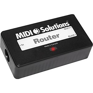 MIDI-Solutions-Router-Standard