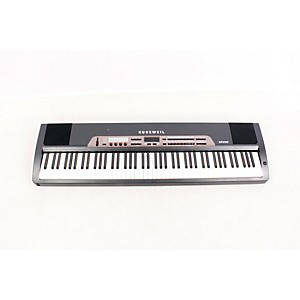 Kurzweil-SP2XS-88-key-Stage-Piano-With-Speakers-and-Stand-Regular-888365245942