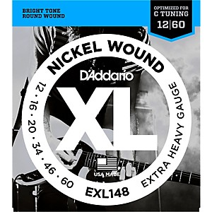 D-Addario-XL148-Nickel-Wound--Drop-C-Tuning-Electric-Guitar-Strings-Standard