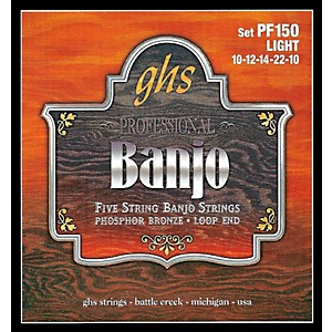 GHS-Phosphor-Bronze-5-String-Banjo-Strings-Light-Standard