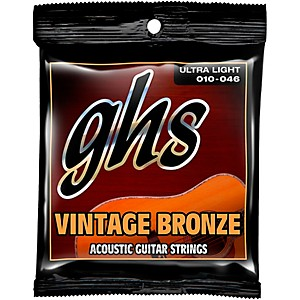 GHS-Vintage-Bronze-85-15-Acoustic-Strings-Ultra-Light-Standard