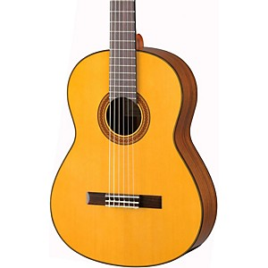 YAMAHA-CG162S-Spruce-Top-Classical-Guitar-Natural