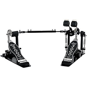 DW-3000-Series-Double-Kick-Drum-Pedal-Standard