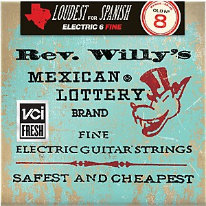 Dunlop-Reverend-Willy-s-Electric-Guitar-String-Set---Light-Standard