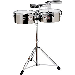 Gon-Bops-Tumbao-Series-Timbales-Chrome-Steel