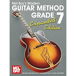 Mel-Bay-Modern-Guitar-Method-Expanded-Edition-Vol--7-Book-2-CD-Set-Standard
