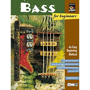 Alfred-Bass-for-Beginners-and-Rock-Bass-for-Beginners-Book-with-DVD-Standard