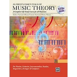Alfred-Essentials-of-Music-Theory--Complete-Self-Study-Course--Book-2-CD--Standard
