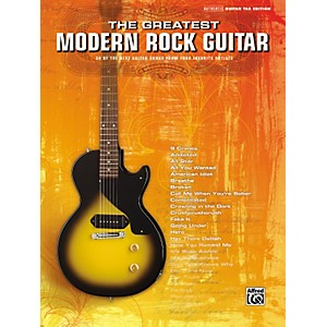 Alfred-The-Greatest-Modern-Rock-Guitar-Tab-Songbook-Standard