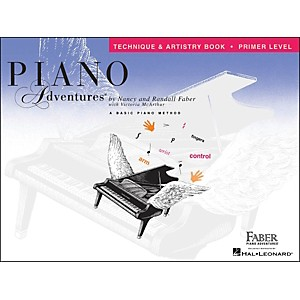 Faber-Music-Piano-Adventures-Technique-And-Artistry-Book-Primer-Level-Standard