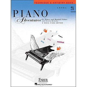 Faber-Music-Piano-Adventures-Technique---Artistry-Book-Level-2A-Standard