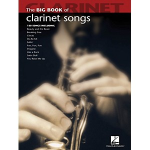 Hal-Leonard-The-Big-Book-Of-Clarinet-Songs-Standard