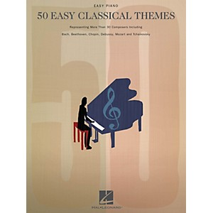 Hal-Leonard-50-Easy-Classical-Themes-For-Easy-Piano-Standard