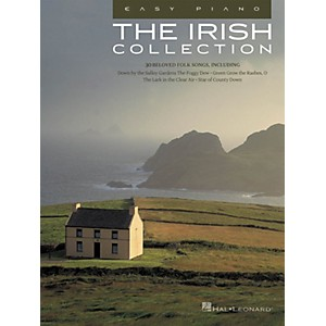 Hal-Leonard-The-Irish-Collection-For-Easy-Piano-Standard