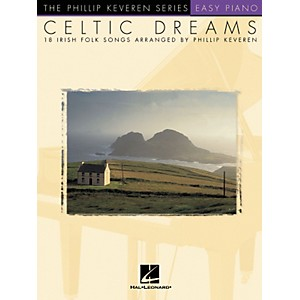 Hal-Leonard-Celtic-Dreams---18-Irish-Folk-Songs-Phillip-Keveren-Series-For-Easy-Piano-Standard
