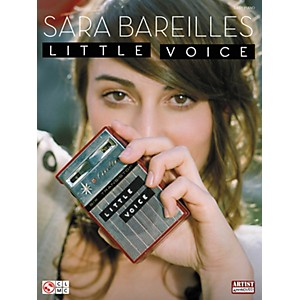 Cherry-Lane-Sara-Bareilles---Little-Voice-For-Easy-Piano-Standard