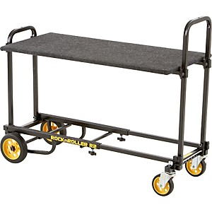 Rock-N-Roller-R2RT-8-in-1-Micro-Multi-Cart-With-Shelf-Standard
