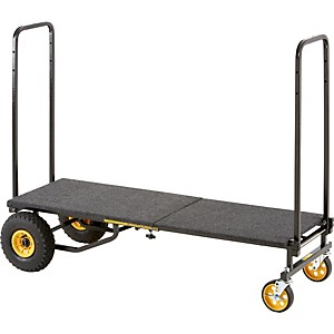 Rock-N-Roller-R10RT-8-in-1-Max-Multi-Cart-With-Deck-Standard