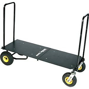 Rock-N-Roller-R12-Multi-Cart-8-in-1-Equipment-Transporter-Cart-With-Deck-Standard