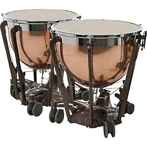 Adams-Professional-Series-Generation-II-Polished-Copper-Timpani--Set-of-2-Standard