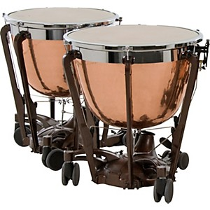 Adams-Professional-Series-Generation-II-Cambered-Copper-Timpani--Set-of-2-Standard