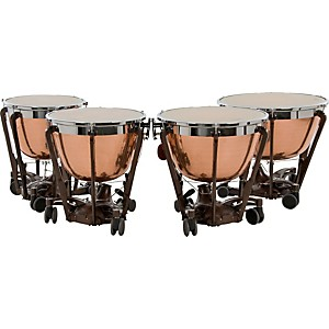 Adams-Professional-Series-Generation-II-Cambered-Copper-Timpani--Set-of-4-Standard