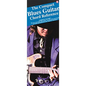 Music-Sales-Compact-Blues-Guitar-Chord-Reference-Standard