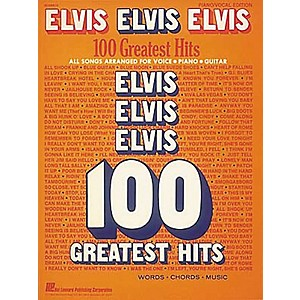 Hal-Leonard-Elvis-Elvis-Elvis-100-Greatest-Hits-Piano--Vocal--Guitar-Songbook--Standard