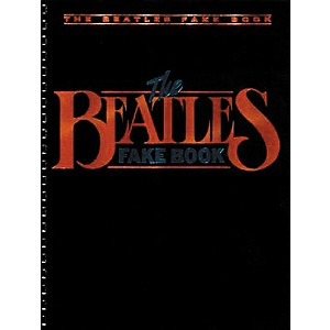 Hal-Leonard-Beatles-Fake-Book-Standard