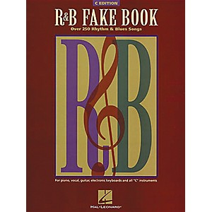 Hal-Leonard-The-R-B-Fake-Book---C-Edition--Standard