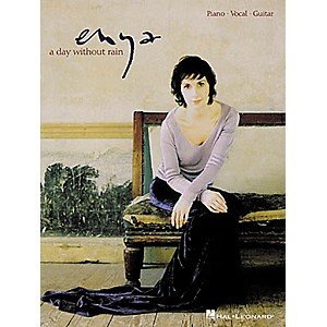 Hal-Leonard-Enya---A-Day-Without-Rain-Piano--Vocal--Guitar-Book-Standard