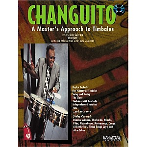 Alfred-Changuito--Book-CD--Standard