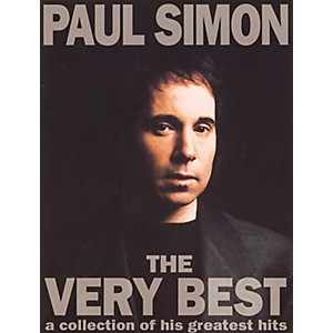 Music-Sales-Paul-Simon--The-Very-Best-Piano--Vocal--Guitar-Songbook--Standard