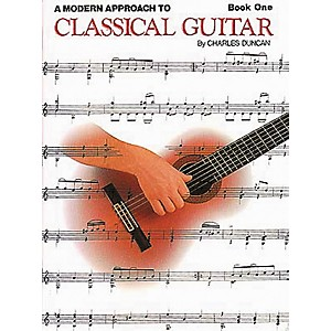 Hal-Leonard-A-Modern-Approach-to-Classical-Guitar---Book-One-Standard