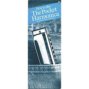 Music-Sales-How-to-Play-Pocket-Harmonica-Book-Standard