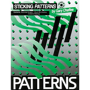 Alfred-Sticking-Patterns--Book-CD--Standard
