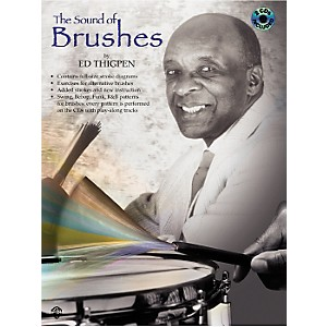 Alfred-The-Sound-of-Brushes--Book-CD--Standard