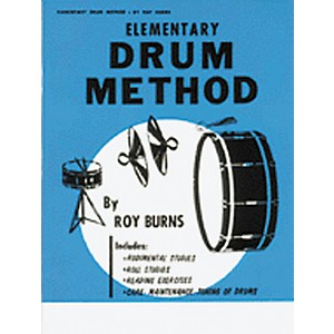 Alfred-Elementary-Drum-Method-Book-Standard