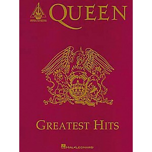 Hal-Leonard-Queen-Greatest-Hits-Guitar-Tab-Songbook--Standard