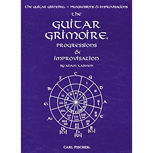 Carl-Fischer-Guitar-Grimoire---Progressions-and-Improvisations-Book-Standard