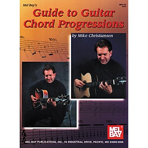 Mel-Bay-Guide-To-Guitar-Chord-Progressions-Book-Standard