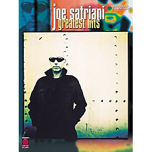 Cherry-Lane-Joe-Satriani---Greatest-Hits-Guitar-Tab-Songbook--Standard