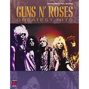 Cherry-Lane-Guns-N--Roses-Greatest-Hits-Guitar-Tab-Songbook-Standard