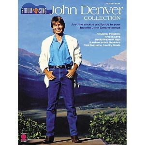 Cherry-Lane-John-Denver-Collection-Easy-Guitar-Songbook-Standard