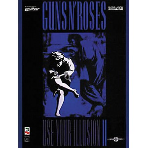 Cherry-Lane-Guns-N--Roses-Use-Your-Illusion-II-Guitar-Tab-Songbook-Standard