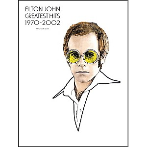 Hal-Leonard-Elton-John---Greatest-Hits-1970-2002-Piano--Vocal--Guitar-Songbook-Standard