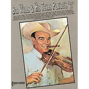 Creative-Concepts-Bob-Wills-and-His-Texas-Playboys---Greatest-Hits--Songbook--Standard